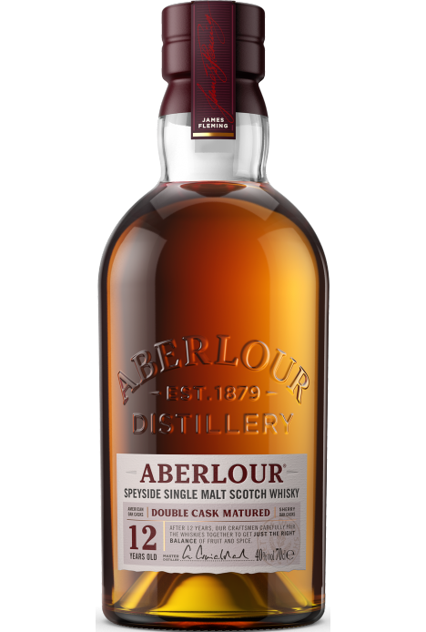 Aberlour Single Malt 12 Yo Double cask matured 70cl