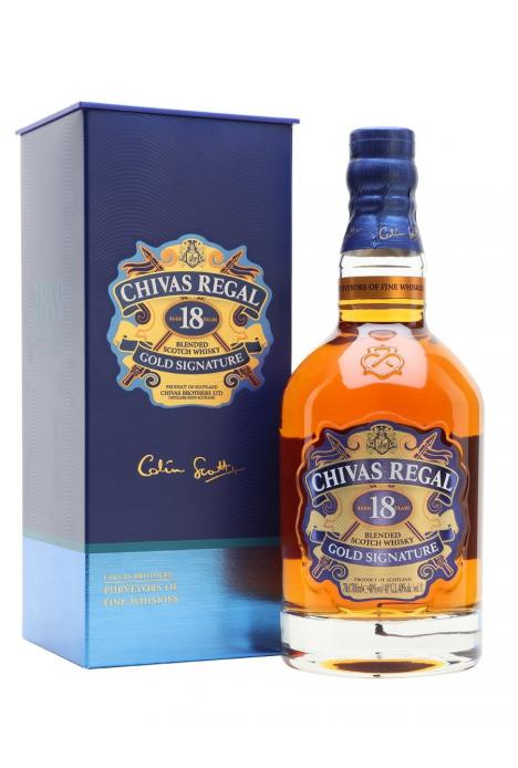 Chivas Regal 18 Yo Blended 70cl