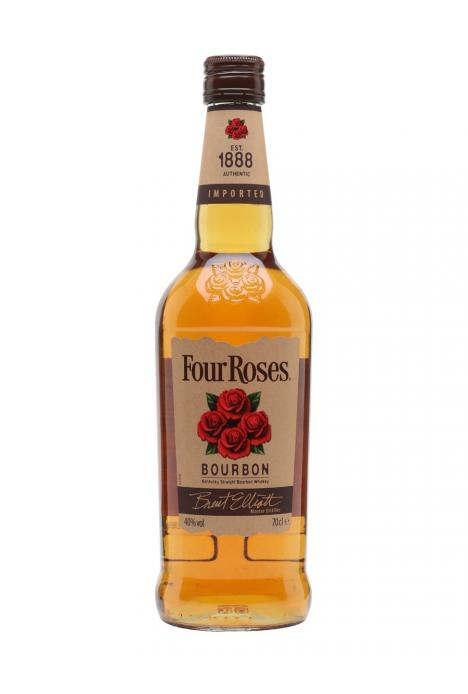 Four Roses Bourbon Yellow 70cl