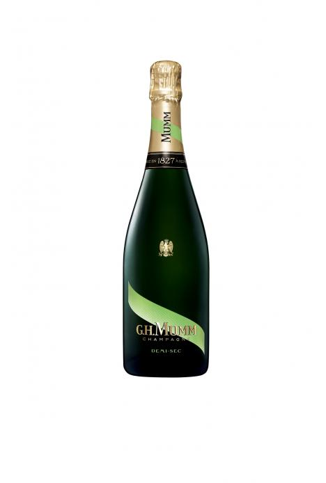 G.H.Mumm Champagne Demi-Sec 75cl