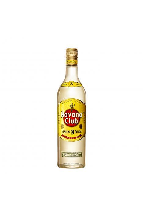 Havana Club 3 Yo  70cl