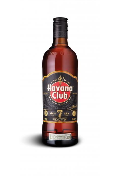 Havana Club 7 Yo 70cl