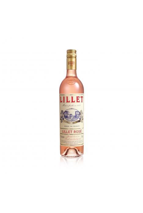 Lillet Wine Based Aperitif France Rose 75cl
