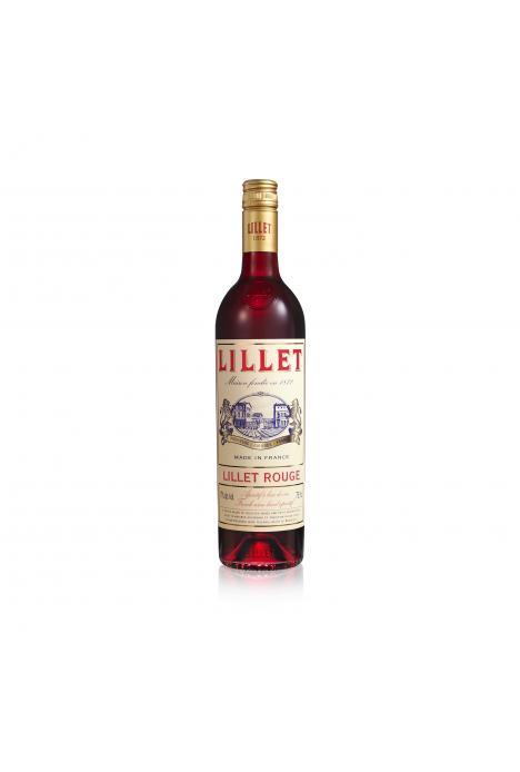 Lillet Wine Based Aperitif France Rouge 75cl