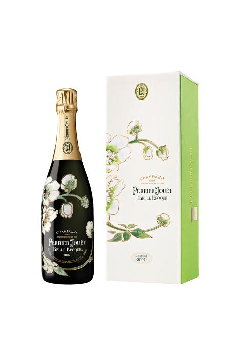 Perrier-Jouët Champagne Belle Epoque 2007 GiftBox 75cl