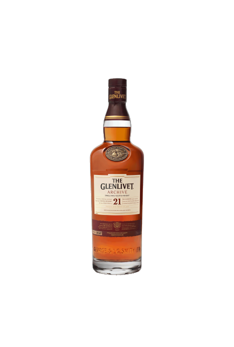 The Glenlivet Single Malt 21 Yo 70cl